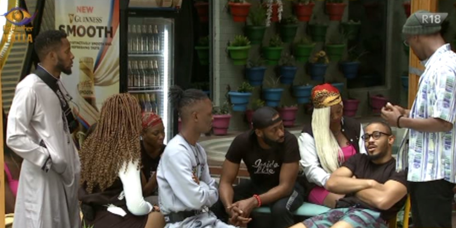 #BBNaija Day 12: The trivial games and troubles .. [Full Gist]