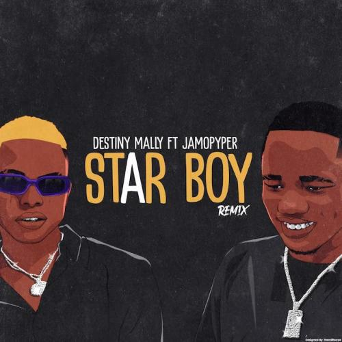 Destiny Mally – Star Boy (Remix) Ft. JamoPyper