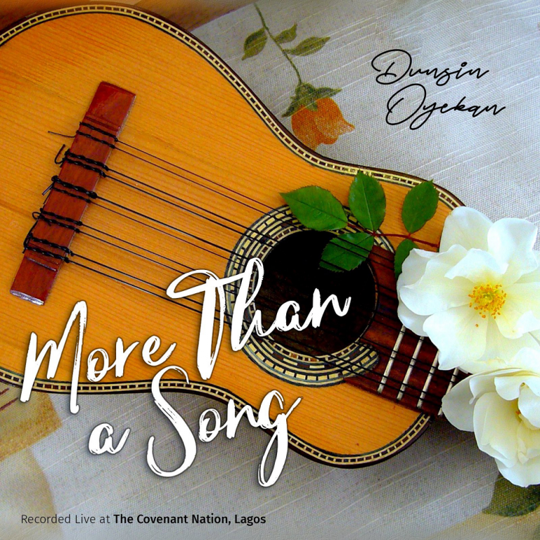 Dunsin Oyekan – More Than A Song