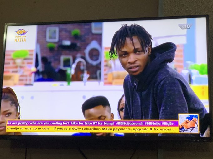 #BBNaija: Laycon was the best graduating student from UNILAG in 2016