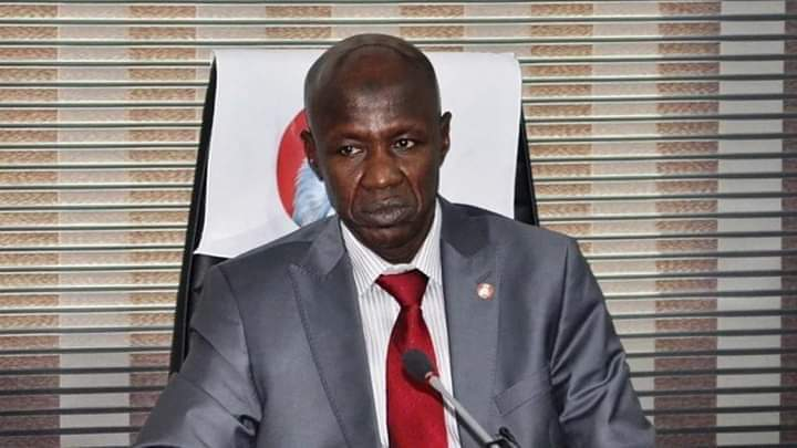 EFCC chairman Magu Arrested for money laundering