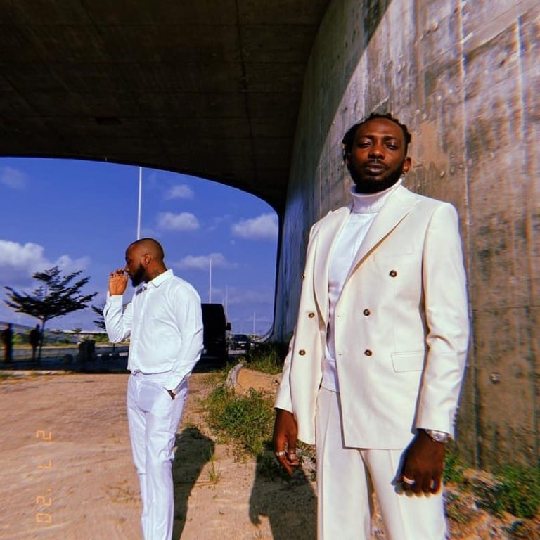 May D signs recording deal with DMW