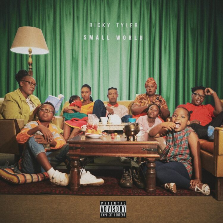 Ricky Tyler – Small World Album (Download now)!