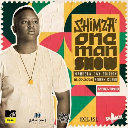 Shimza – Mandela Day Mix 2020 (One Man Show) (Mp3 Download)