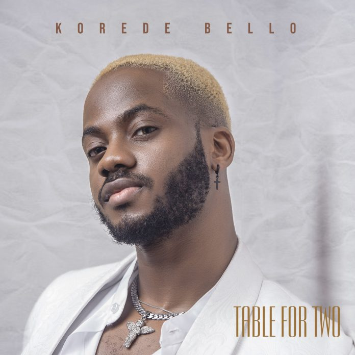 New EP Alert: Korede Bello To Release Table For Two EP