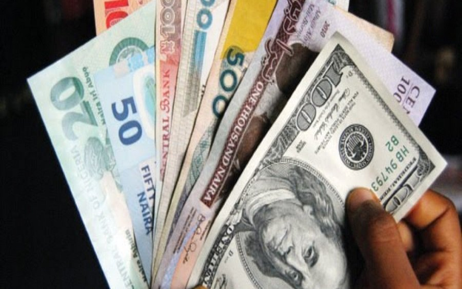 Latest Naira And Dollar Exchange Rate (See Rate)
