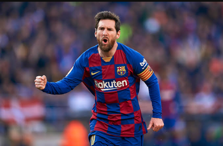 Messi once again becomes La Liga highest goal scorer making it 7th