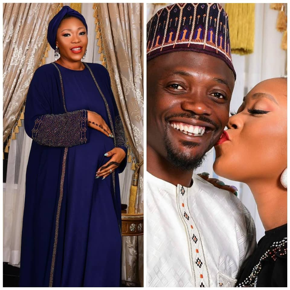 Footballer Ahmed Musa & Wife Julie welcome a baby boy