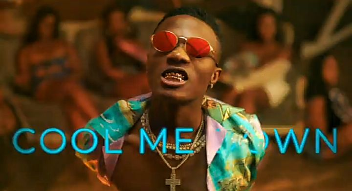 Video: DJ Tunez – Cool Me Down ft. Wizkid [Mp4 Download]