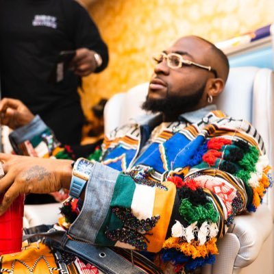 Davido Wins 'Rest Of Africa' Award At South African Music Awards 2020