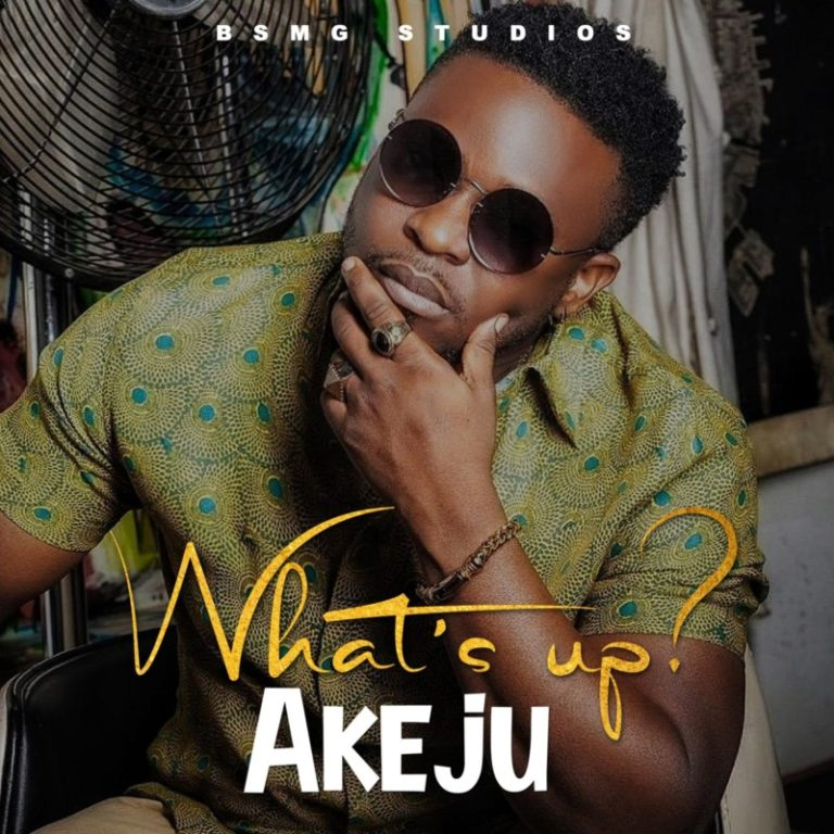 Akeju – What's Up? MP3