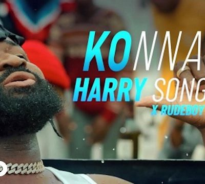 Video: Harrysong – Konna ft. Rudeboy [Mp4 Download]