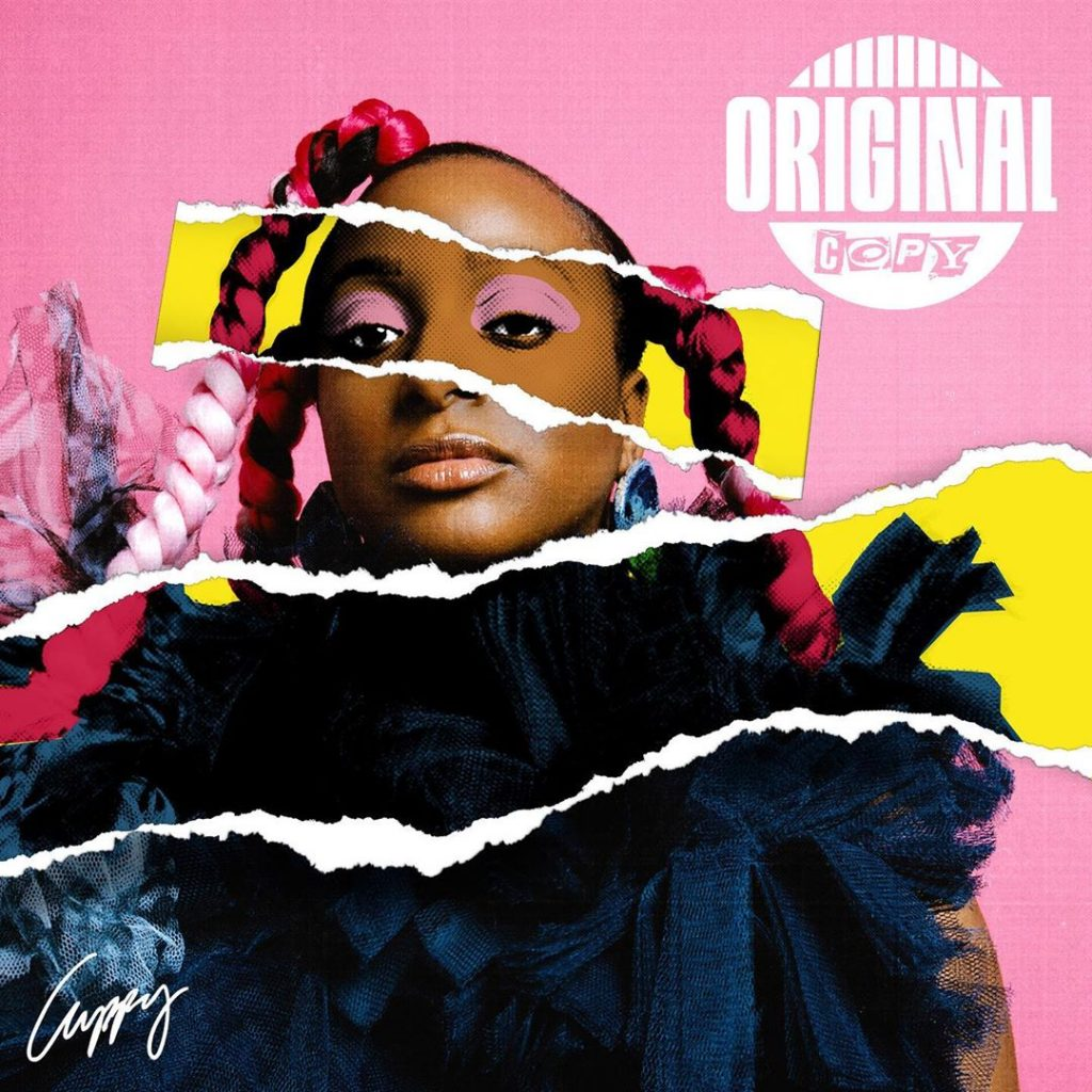 Cuppy unveils the tracklist for Original Copy Album