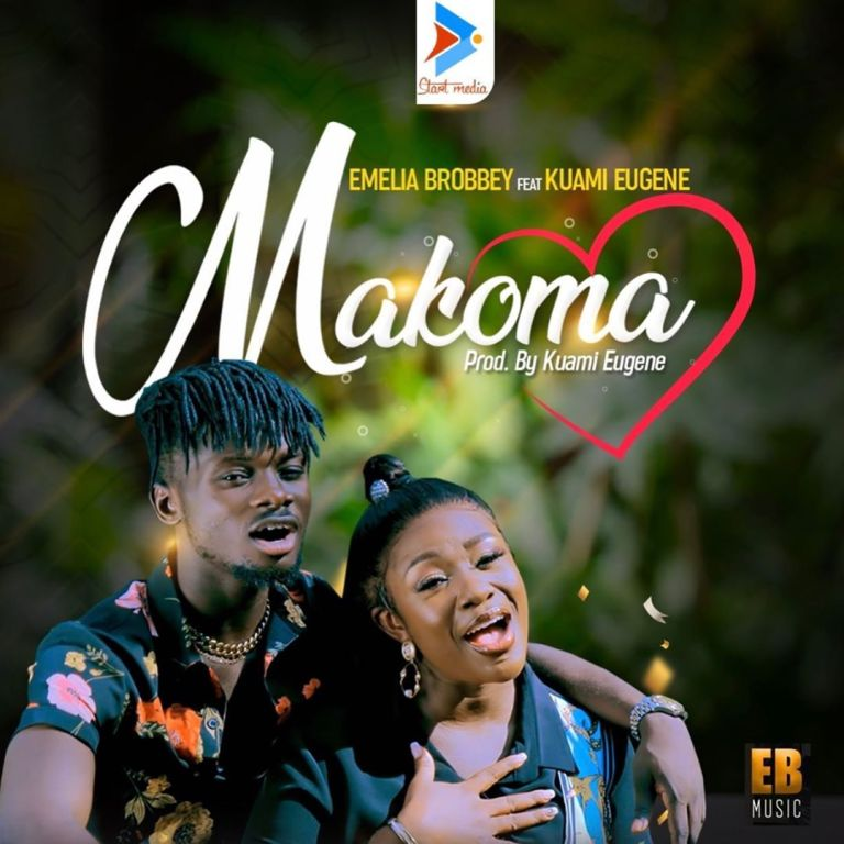 DOWNLOAD Emelia Brobbey ft Kuami Eugene – Makoma Mp3