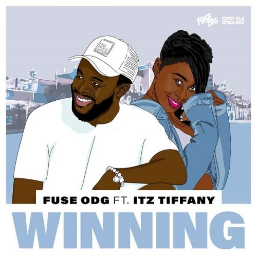 DOWNLOAD Fuse ODG ft Itz Tiffany – Winning Mp3