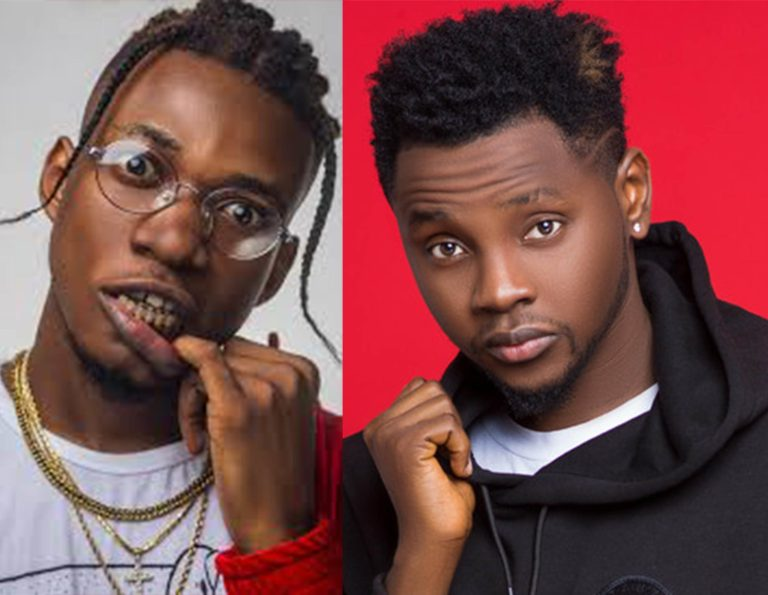 DOWNLOAD King Perryy ft Kizz Daniel – Look at your waist Mp3