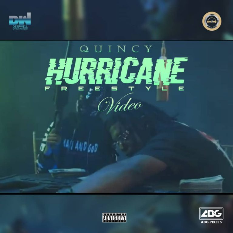 DOWNLOAD Quincy – Hurricane Freestyle Mp3