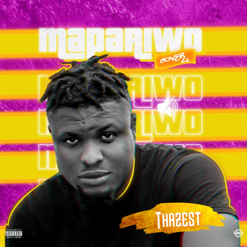 DOWNLOAD Thazest – Mapariwo Cover Mp3