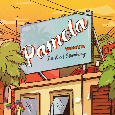 DOWNLOAD Wauve ft Stonebwoy & ZieZie – Pamela Mp3