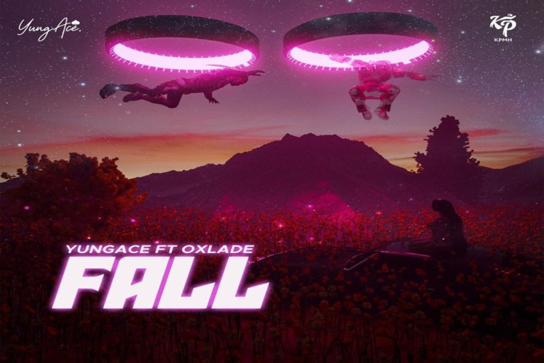 YungAce – Fall Mp3 Download (Feat. Oxlade)