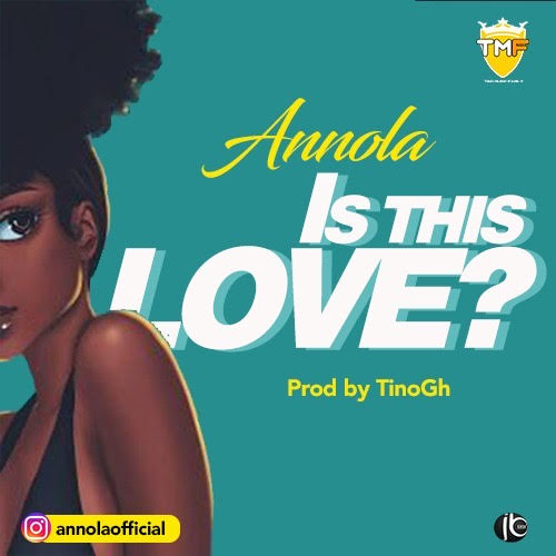 DOWNLOAD Annola – Is this Love Mp3