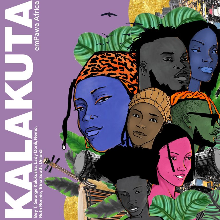 DOWNLOAD emPawa Africa ft Bey T, George Kalukusha, Lady Donli, Nemo, Ruth Ronnie, Trina South & Union 5 – Kalakuta Mp3
