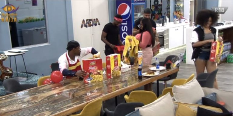 #BBNaija Day 60: The Countdown begins, Laycon faced with eviction fears and lots more…