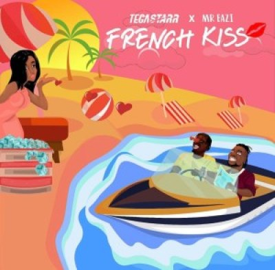 DOWNLOAD TegaStarr X Mr Eazi – French Kiss Mp3 Audio