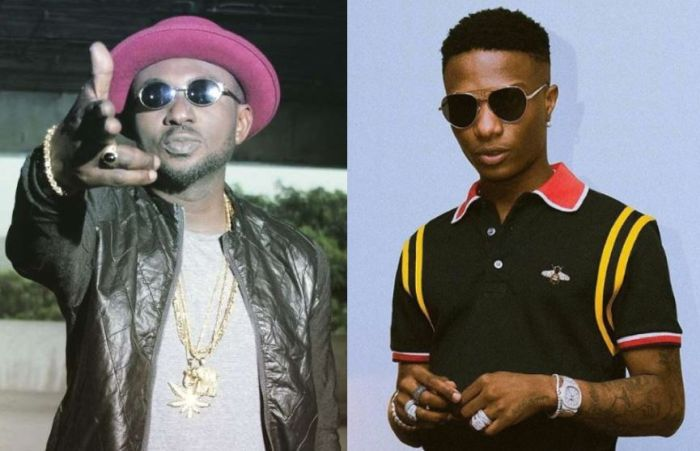 Short Man Face Your Music – Blackface hit back at Wizkid for Insulting Buhari