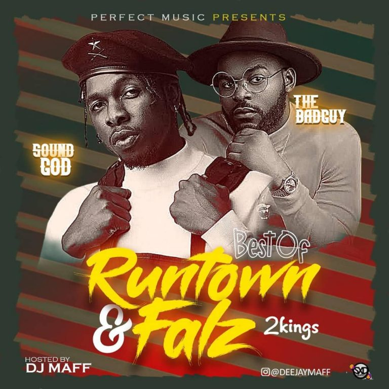 DOWNLOAD DJ Maff – Best Of Runtown & Falz (2 Kings Mix) Mp3