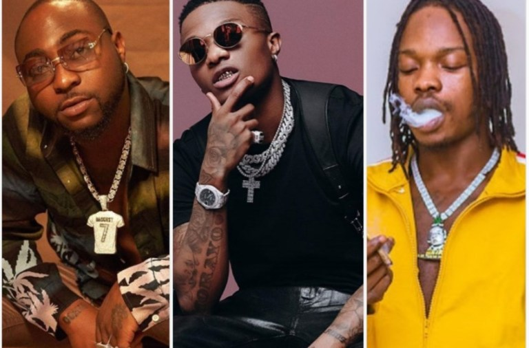 "#EndSars – Davido, Wizkid, Naira Marley, and other celebrities attack ""Buhari"""