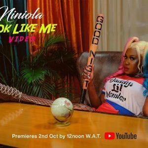 (Video) Niniola – Look Like Me