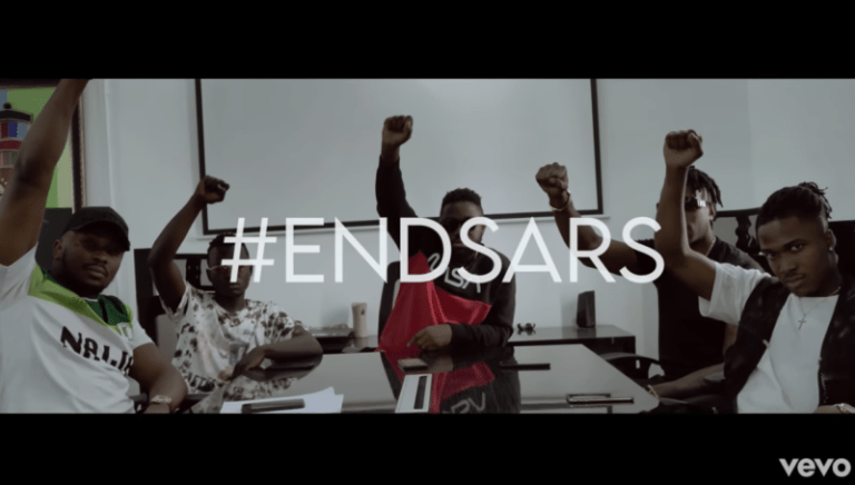 Magnito ft Ike & Sir Dee – EndSars