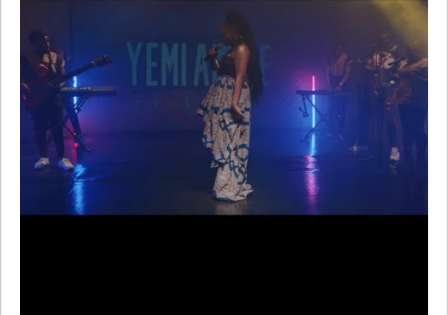 VIDEO: Yemi Alade – Poverty (Swahili Version Live Session) Mp4