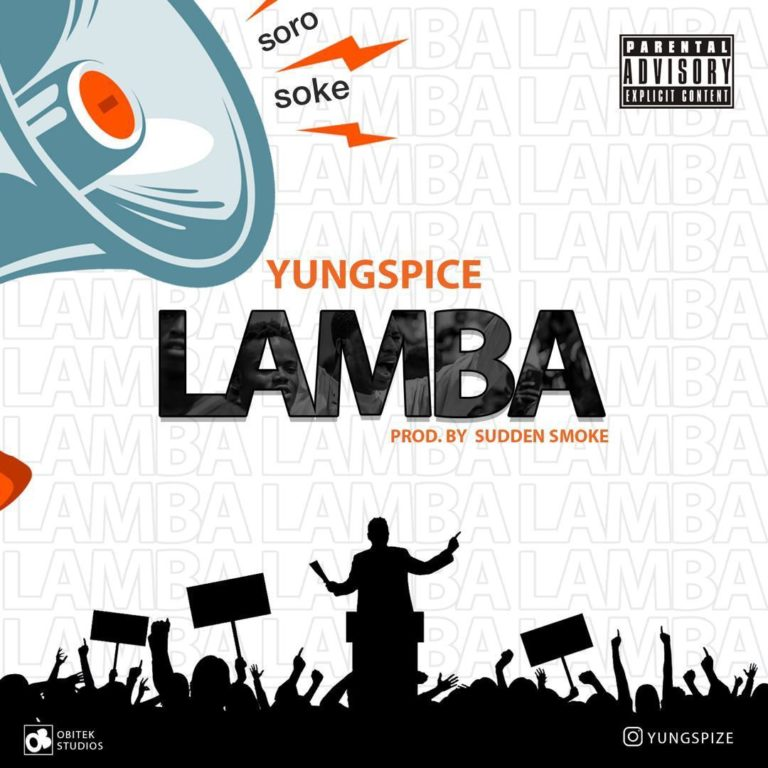 DOWNLOAD Yungspice – Lamba Mp3