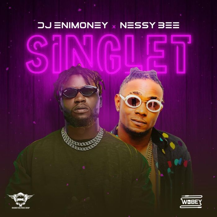 DOWNLOAD DJ Enimoney Ft Nessy Bee – Singlet Mp3