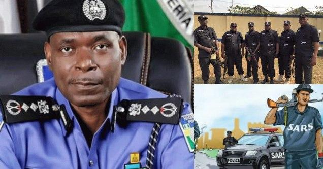 BREAKING: IGP bans FSARS, other tactical units from patrols, stop and search duties