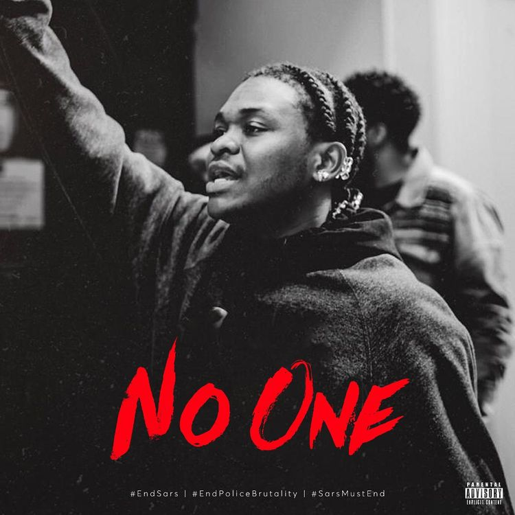 Music: Dice Ailes – No one #EndPoliceBrutality