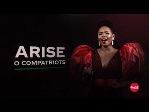 DOWNLOAD Yemi Alade, 2Baba, Rema, Cobhams Asuquo – Arise O' Compatriots Mp3 Audio