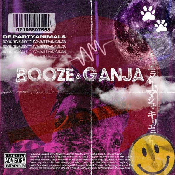 DOWNLOAD EP: De PartyAnimals – Booze And Ganja Mp3 + ZIP