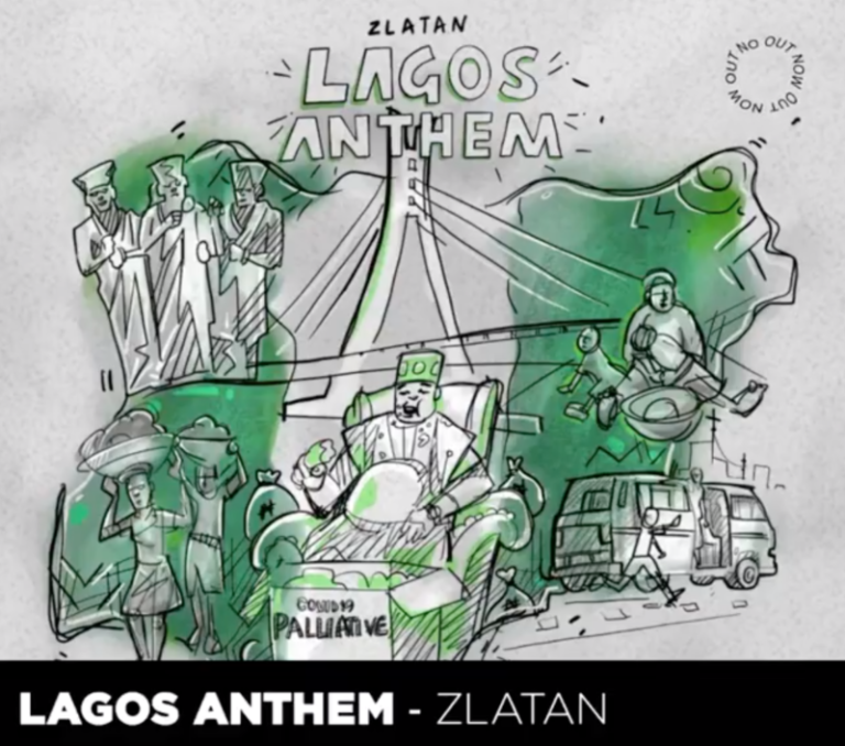 Lyrics: Zlatan – Lagos Anthem (FULL LYRICS)