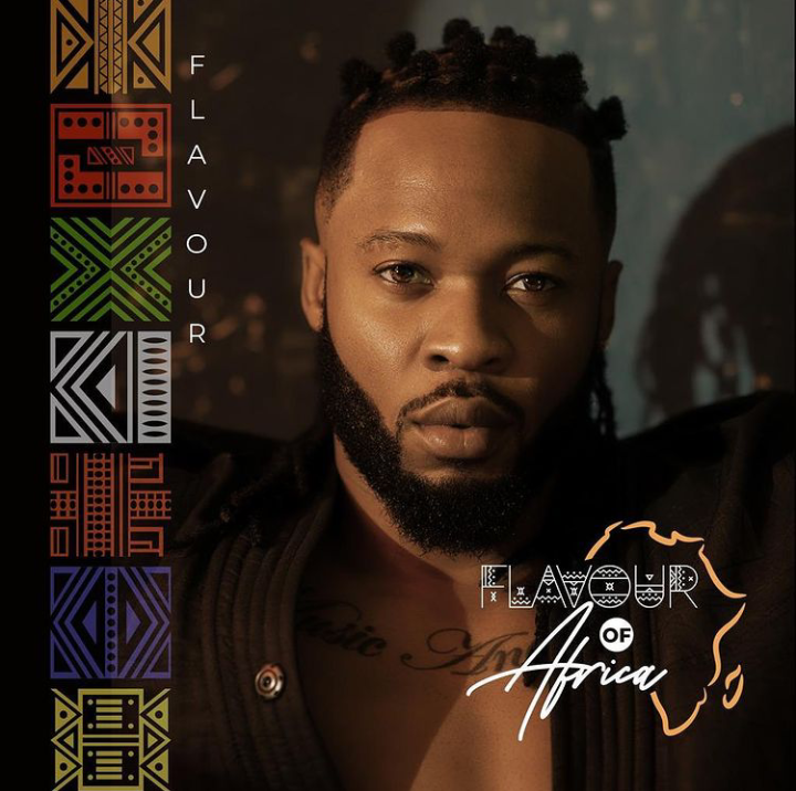 DOWNLOAD FULL ALBUM: Flavour – Flavour of Africa Mp3 + ZIP