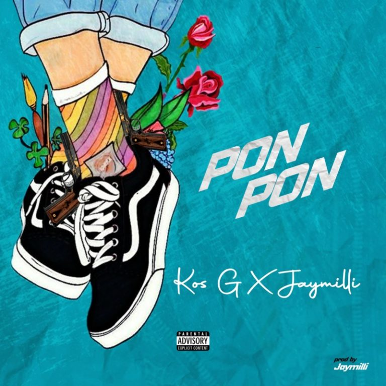Kos G – Pon Pon ft. JayMilli Mp3 Audio Download