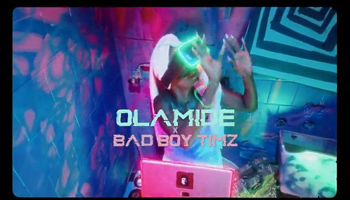 DOWNLOAD VIDEO: Olamide Ft Bad Boy Timz – Loading Mp4