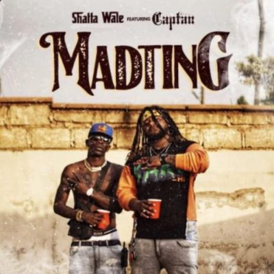 Shatta Wale – Madting Feat. Captan Mp3 Audio Download
