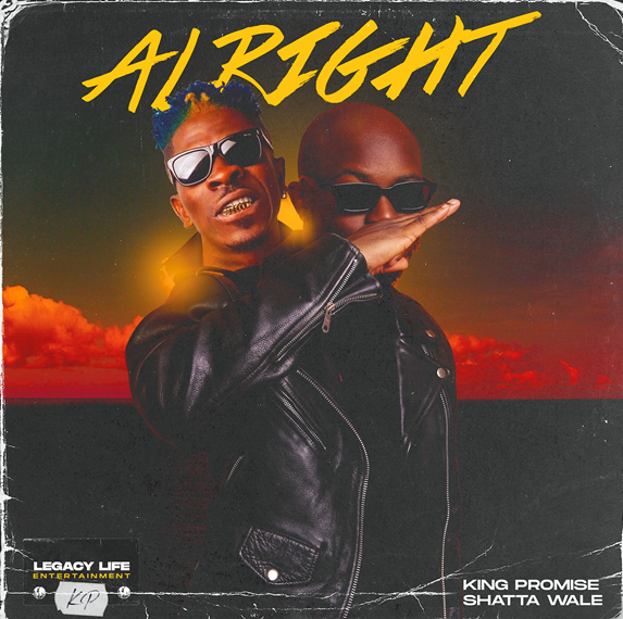 DOWNLOAD King Promise ft Shatta Wale – Alright Mp3 Audio