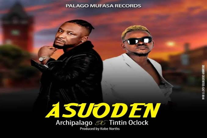 Archipalago – Asuoden ft Tintin Oclock (Prod. by Kobe North) Mp3 Audio Download