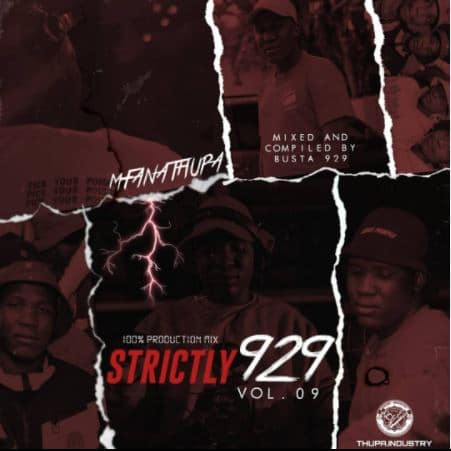 Busta 929 – Strictly 929 Vol. 09 Mp3 Download Audio