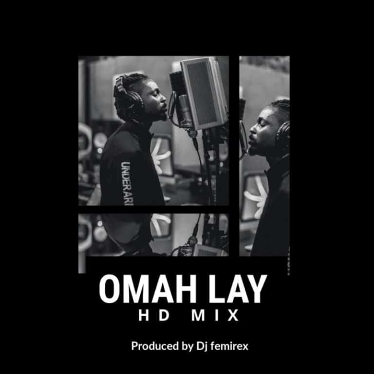 DJ Femirex – Omah Lay HD Mix Mp3 Free Download Audio