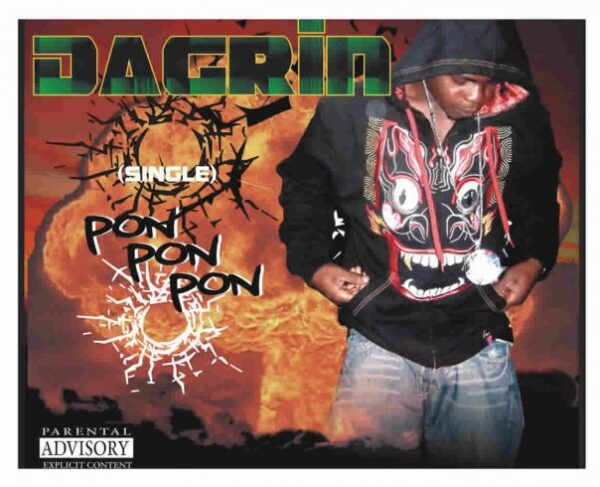 [Music] DaGrin – Pon Pon Pon Mp3 Download Audio